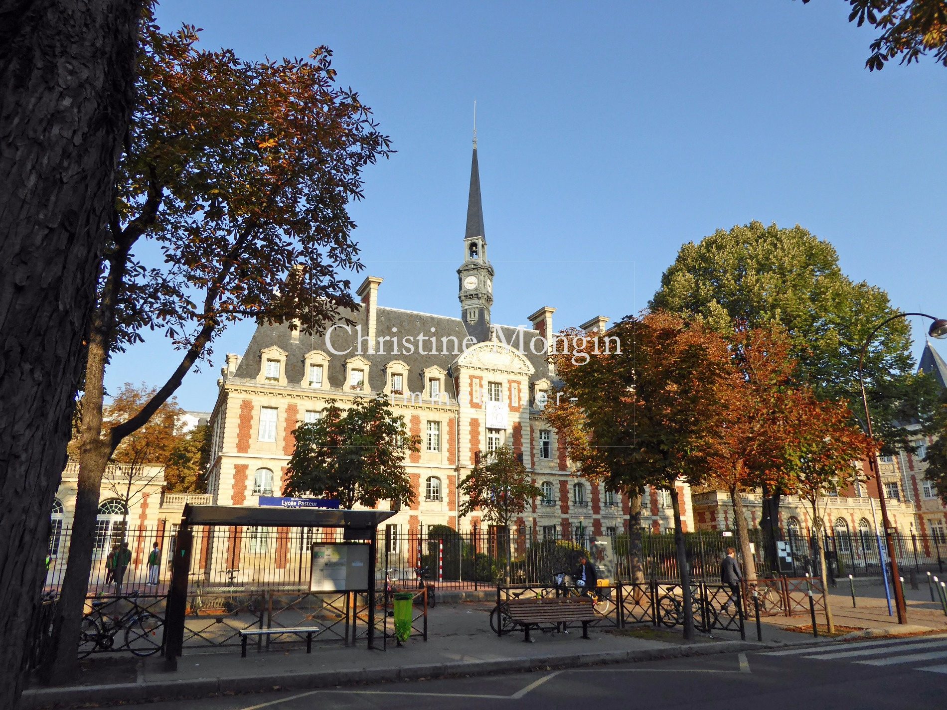 lycee pasteur neuilly