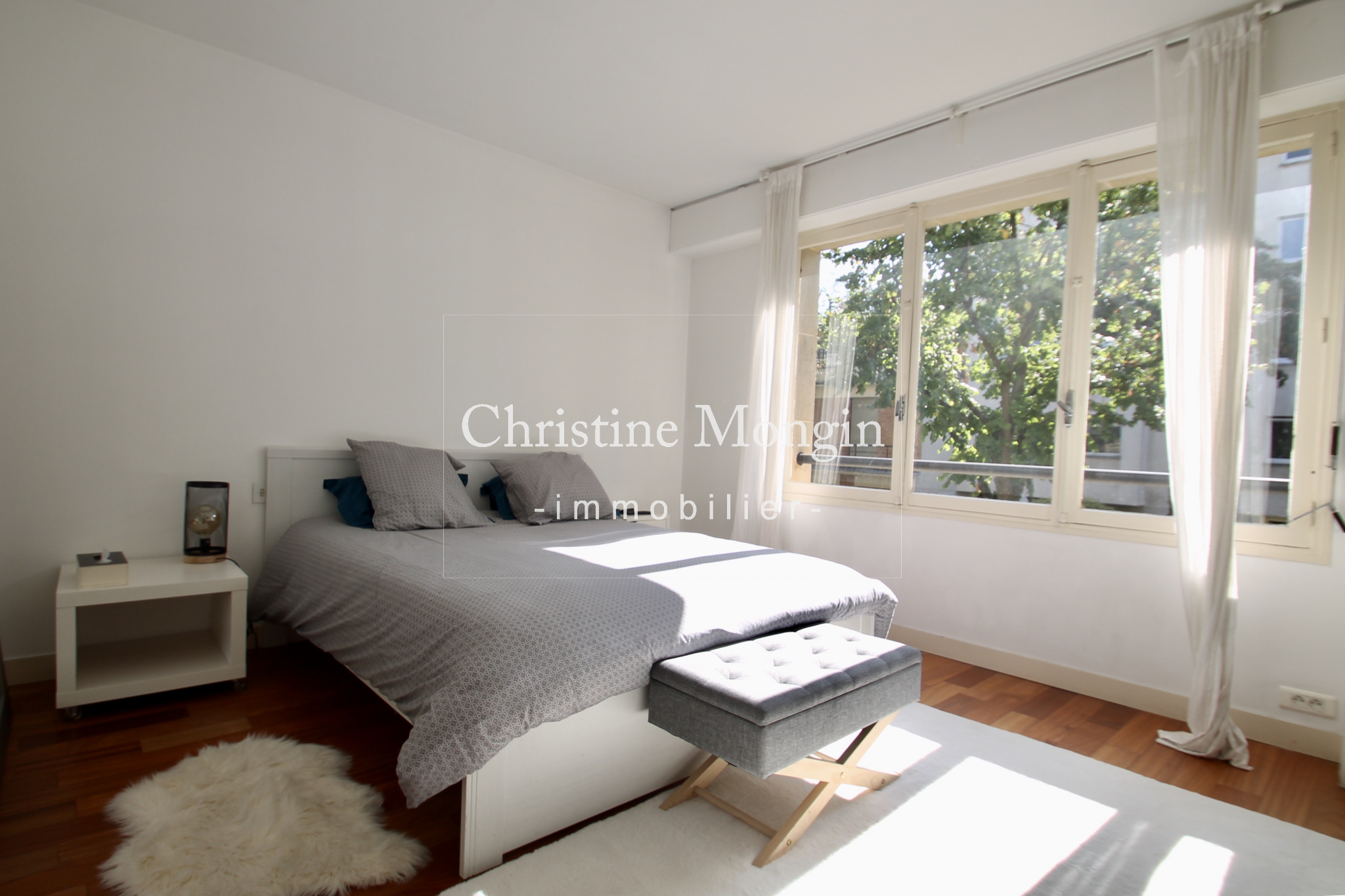 chambre appartement 3 pieces rue perronet