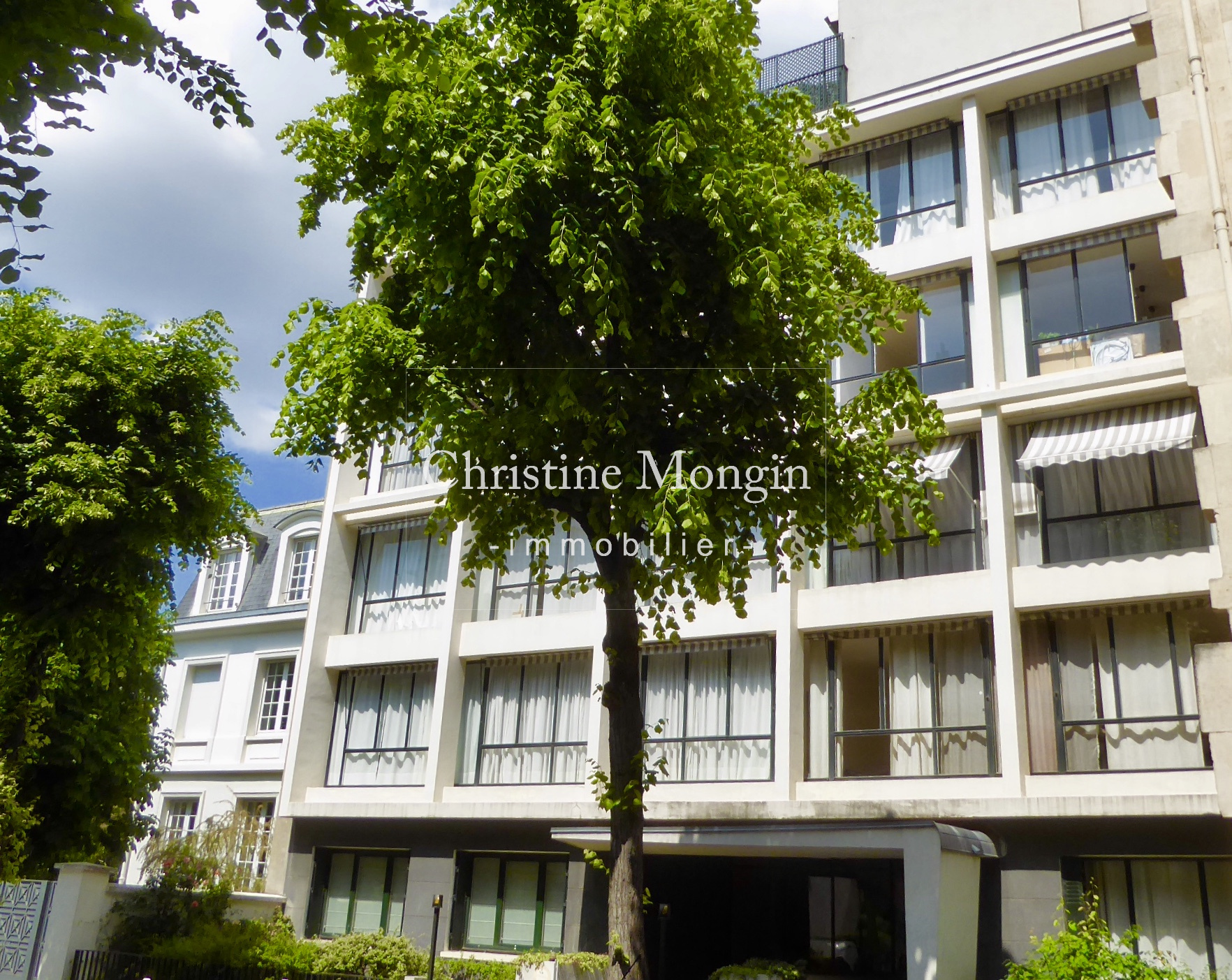 immeuble 114 rue perronet neuilly